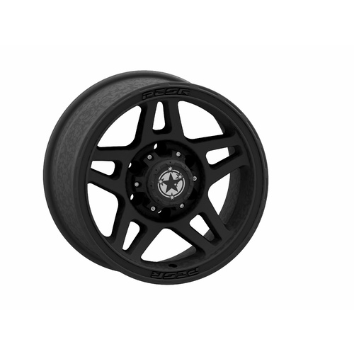 "PCOR WHEEL 16"" SATIN BLACK 5x150 0P"