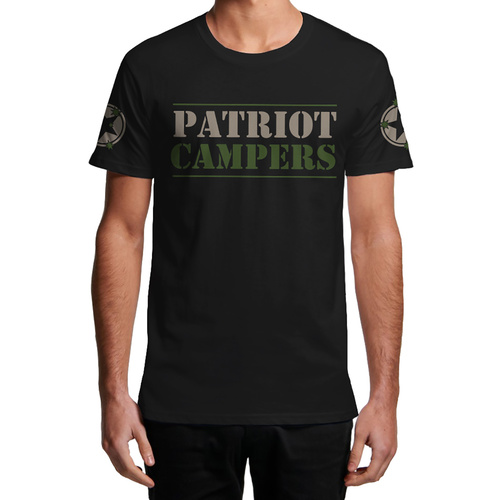 PATRIOT CAMPERS STAR SLEEVE